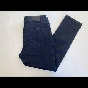 Kate Spade Broome Street Skinny Jeans size 29